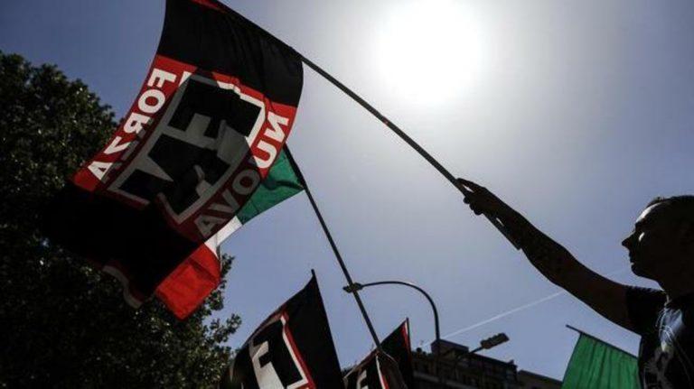Il 25 aprile manifestazione di Forza Nuova e no-vax contro il lockdown