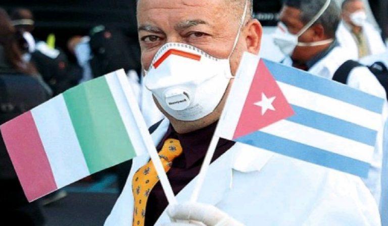 Coronavirus, medici cubani in volo verso il Piemonte