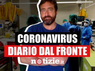 Diario dal fronte del Coronavirus