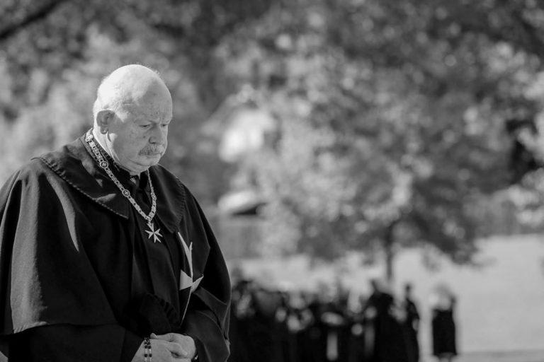 Morto Gran Maestro dell'Ordine di Malta