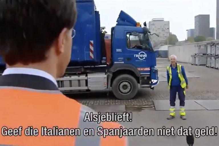 Olanda Rutte soldi italiani