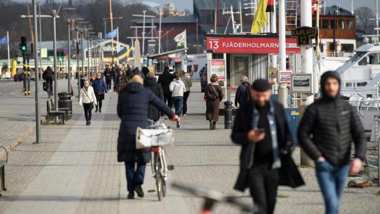 coronavirus tasso mortalità Svezia