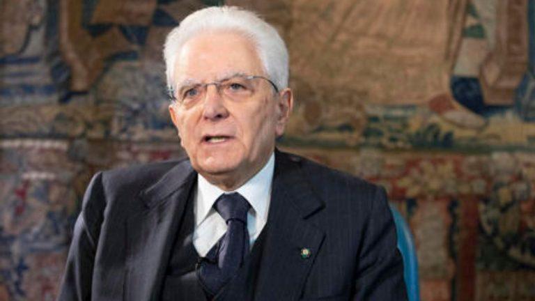 presidente Mattarella giustizia