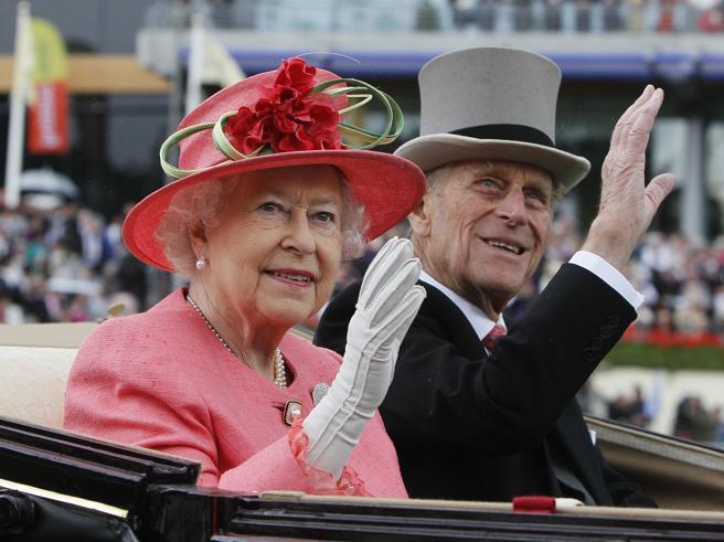 regina elisabetta matrimonio