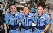 ritorno astronauti terra