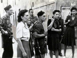 Il ruolo delle donne nella Resistenza italiana