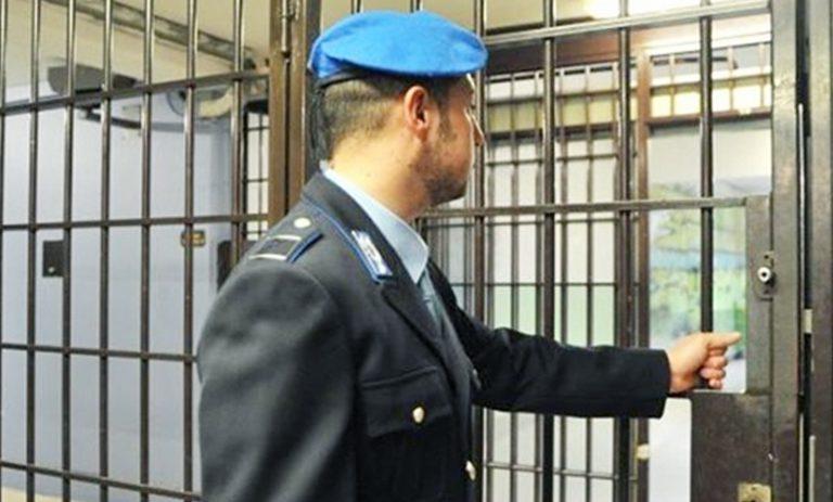 pacco sequestrato carcere avellino