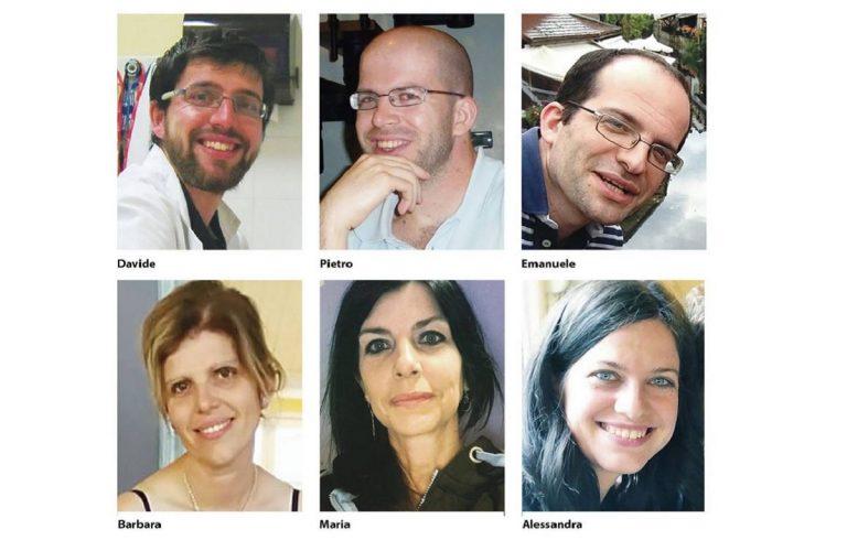 sei fratelli medici contro il coronavirus