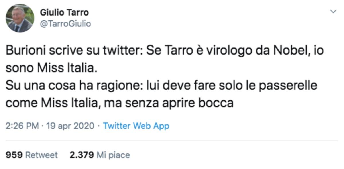 tarro twitter