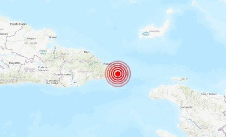 terremoto cuba