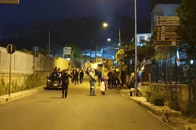 terremoto provincia napoli pozzuoli
