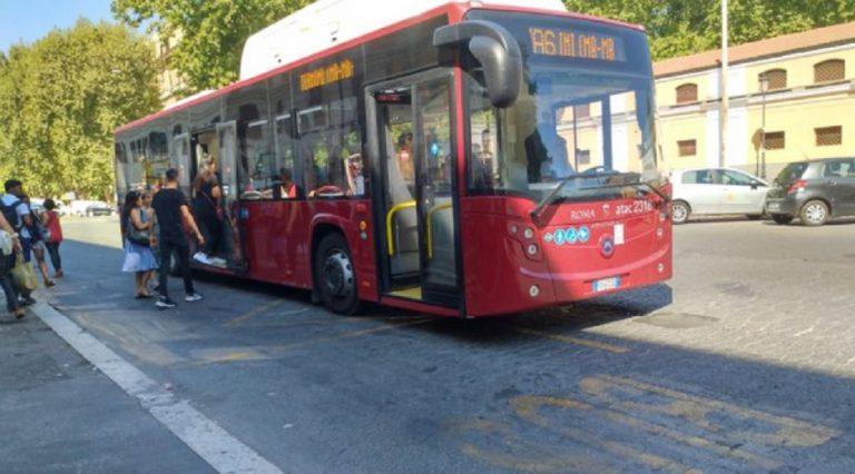 trasporto pubblico roma