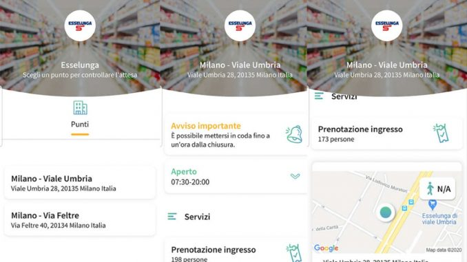 ufirst-esselunga-app