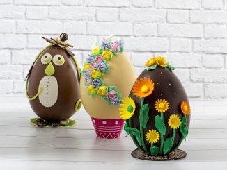 Uova di Pasqua online.