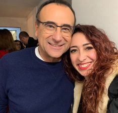 Veronica Perseo Tali e Quali