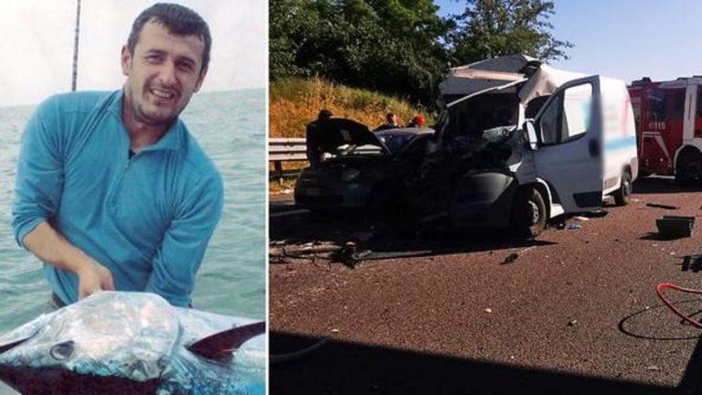 morto incidente stradale 46esimo compleanno