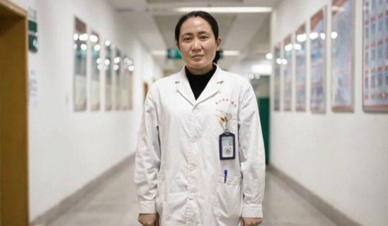 dottoressa-wuhan-ai-fen