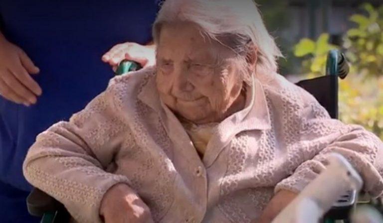 Anziana di 111 anni guarita dal Covid-19