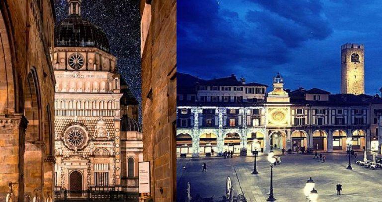 Bergamo e Brescia capitale della Cultura 2023