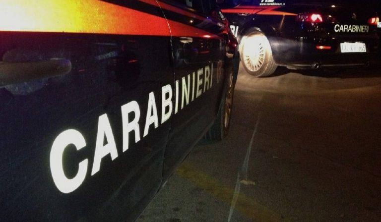 carabiniere investito mordano