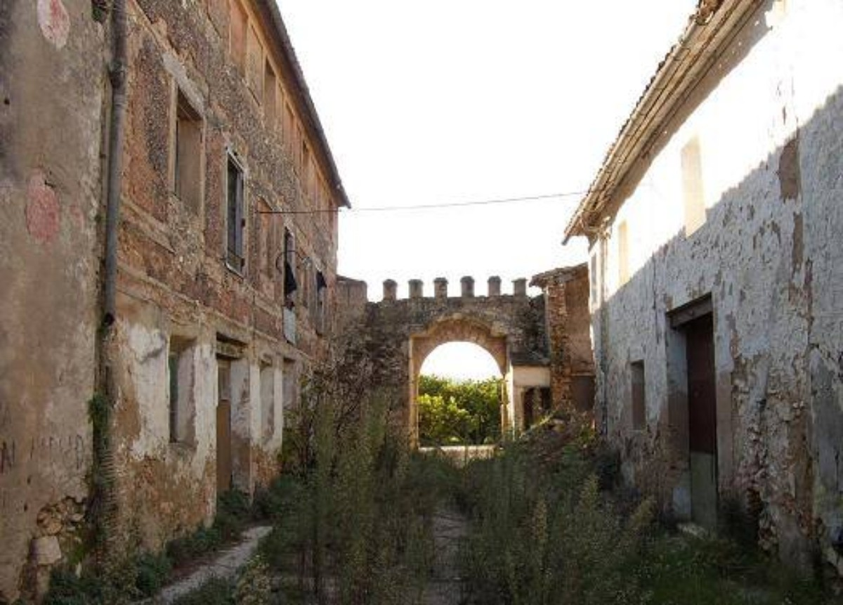 Città abbandonate a Valencia: Berfull