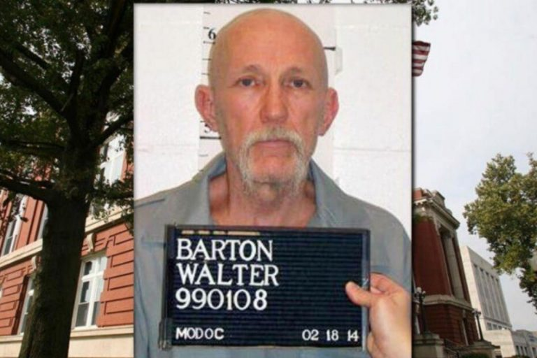condanna a morte usa walter barton