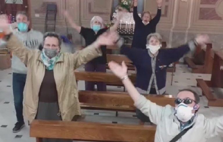 Cori in chiesa messe