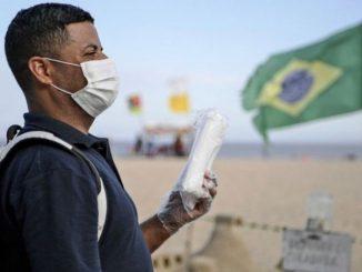 Coronavirus: in Brasile oltre mille morti in 24 ore