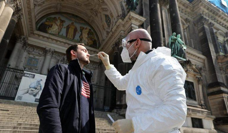 Coronavirus in Italia dalla Germania