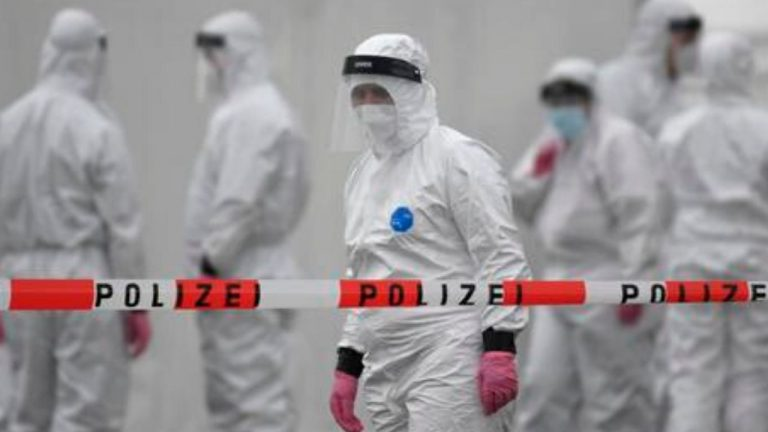 coronavirus Germania