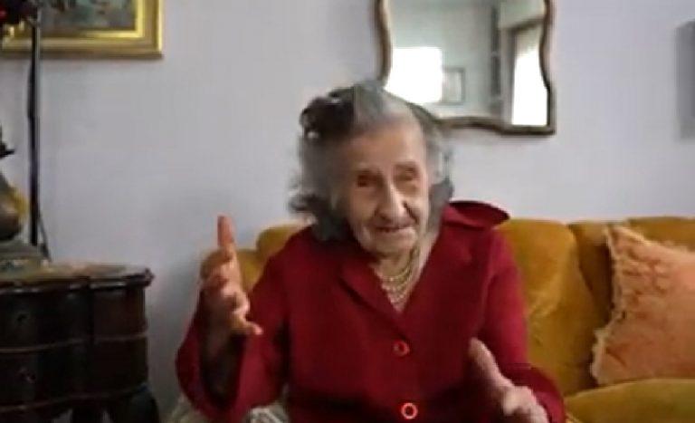 Coronavirus guarita 103 anni
