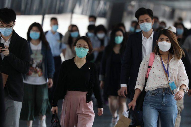 Coronavirus Hong Kong riapre