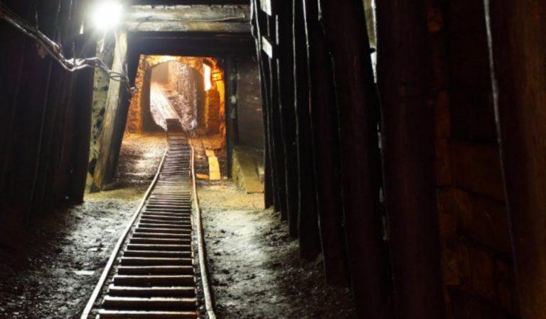La miniera di Mponeng, Sudafrica