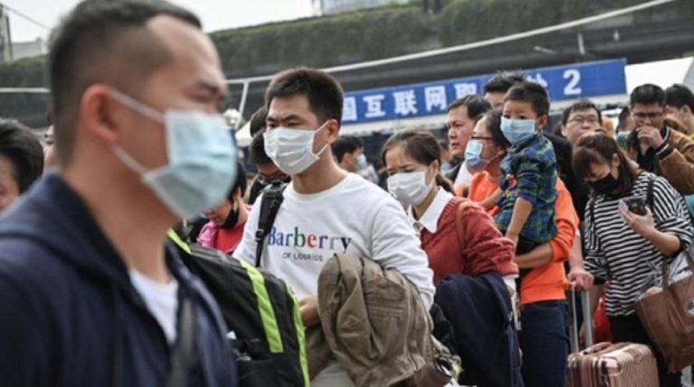 coronavirus nordest Cina