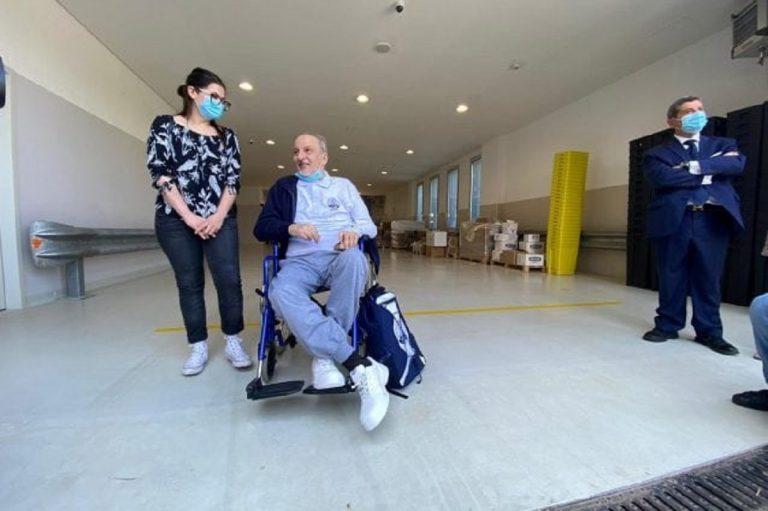 coronavirus paziente dimesso roma bergamo
