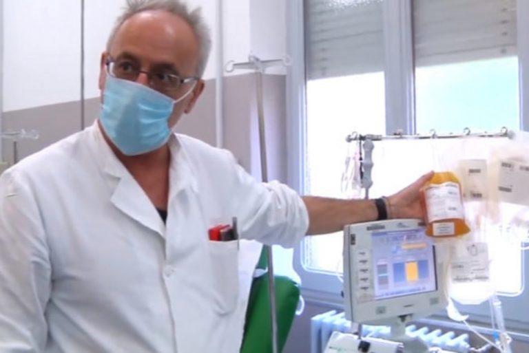 Coronavirus, l'ospedale di Modena conferma che la cura con il plasma funziona