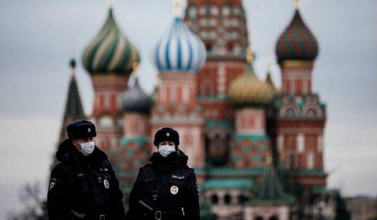 Russia, contagi record da Coronavirus