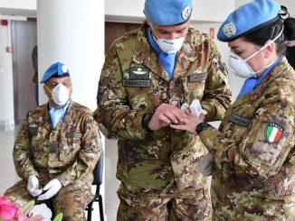 coronavirus soldati italiani nozze libano bloccati