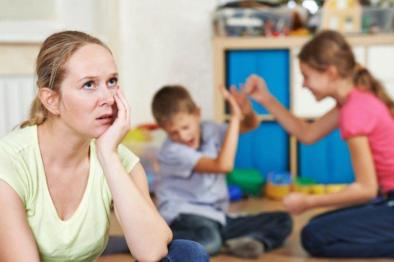 Coronavirus stress genitori lockdown