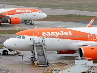 EasyJet: ripresa dei voli da 8 aeroporti italiani