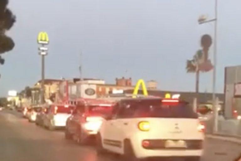 Fase 2 riapre McDonald's file
