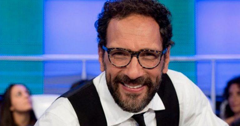 Federico quaranta torna in tv