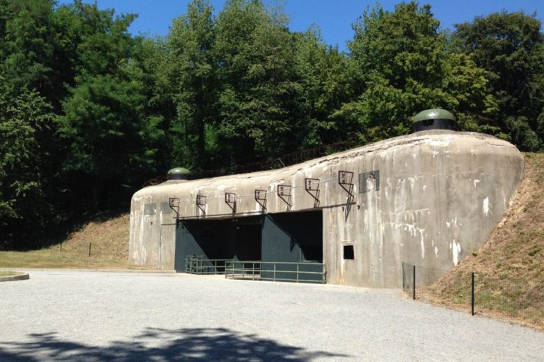 fortificazioni linea maginot
