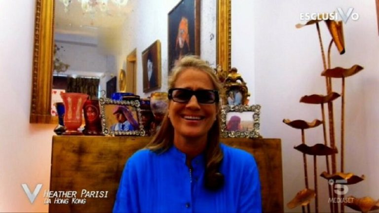 heather parisi verissimo