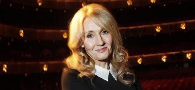 Presto online il nuovo libro per bambini di J. K. Rowling