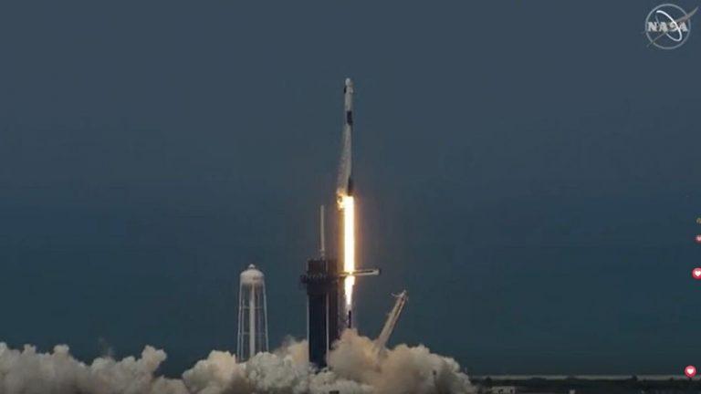lancio space x