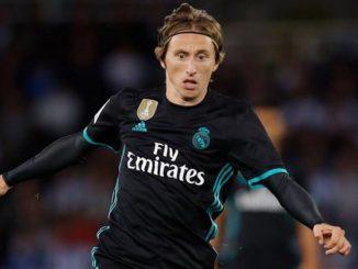 Luka Modric, Pallone d'Oro 2018