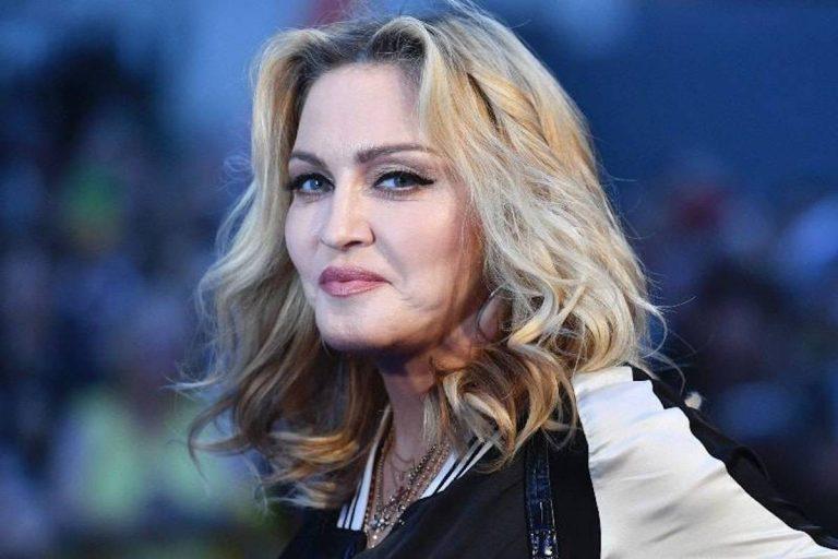 Madonnafestamascherina