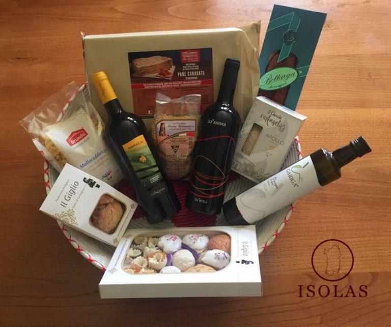 Isolas è il sito per acquistare prodotti agroalimentari sardi