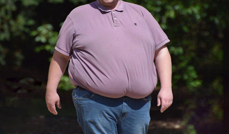 Coronavirus, obesità fattore di rischio
